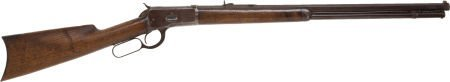 50662: Winchester Model 1892 Lever Action Rifle.
