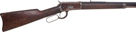 50663: Winchester Model 1892 Lever Action Rifle.