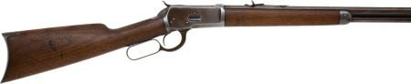 50664: Winchester Model 1892 Lever Action Rifle togethe