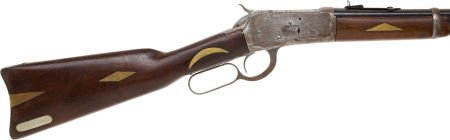 50665: Composite Winchester Model 92 Saddle Ring Carbin