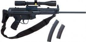 50820: Heckler & Koch HK 94 Semi-Automatic Rifle.