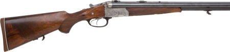 50942: German Pre-War Heym Drilling Combination Gun.