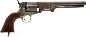 30002: Colt 1851 Navy Percussion Revolver.