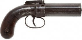 30003: Allen's Patent Pepperbox Pistol.
