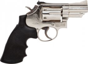 Smith & Wesson Model 19-3 Double Action Revolver