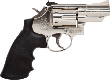 30031: Smith & Wesson Model 19-3 Double Action Revolver
