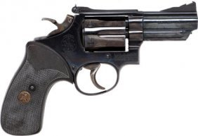 Smith & Wesson Model 19-2 Combat Magnum Double A