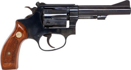 30034: Smith & Wesson Model 34-1 Double Action Revolver