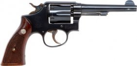 Boxed Smith & Wesson Model M&P Double Action Rev