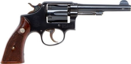 30037: Boxed Smith & Wesson Model M&P Double Action Rev
