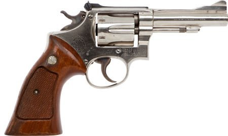 30039: Smith & Wesson Double Action Revolver.