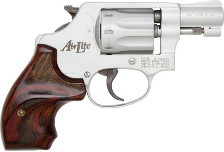 30040: Smith & Wesson Model 317 AirLite Double Action R