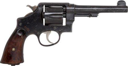 30041: Smith & Wesson U.S. Army Model 1917 Double Actio