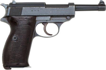 30045: Walther Model P38 Semi-Automatic Pistol.