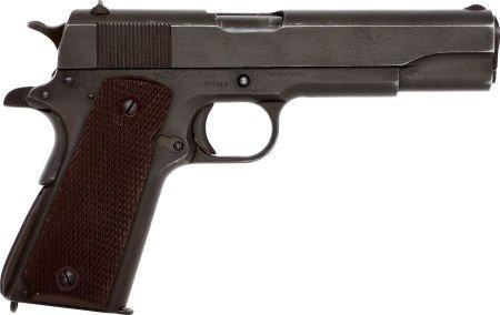 30049: Remington Rand Model 1911 AI Semi-Automatic Pist
