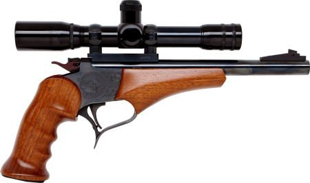 30050: Thompson Center Single Shot Target Pistol.