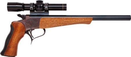 30053: Thompson Center Arms Single Shot Target Pistol.