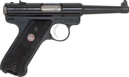 30055: Sturm Ruger Model MK II Semi-Automatic Pistol.