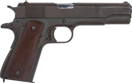 30057: U.S. Model 1911A1 Semi-Automatic Pistol by Remin
