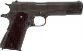 Colt Model 1911 A1 U.S. Army Semi-Automatic Pist