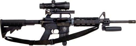 30070: American Spirit ASA15 Semi-Automatic Rifle with