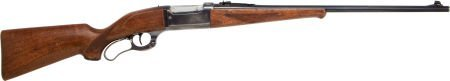 30071: Savage Arms Model 99 Lever Action Rifle.