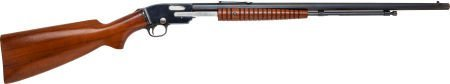 30077: Savage Arms Model 1914 Slide Action Rifle.