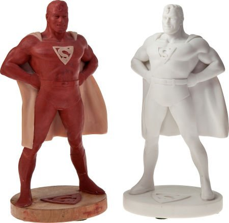 91403: Joe DeVito Superman Masterpiece Prototype and Un