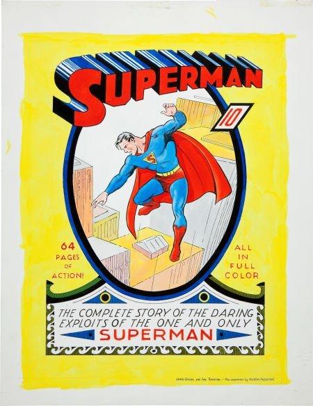 92007: Murphy Anderson Overstreet Comic Book Price Guid