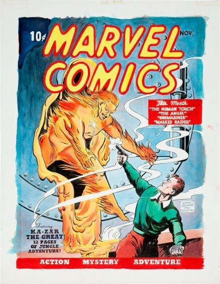 92008: Murphy Anderson Overstreet Comic Book Price Guid