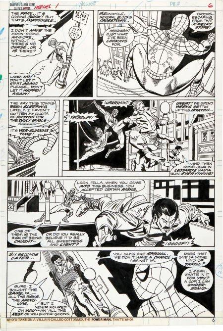92195: Gil Kane and Mike Esposito Giant-Size Super-Hero