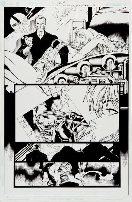 92014: Ed Benes and Scott Williams Gen 13 #50 Page 4 Or