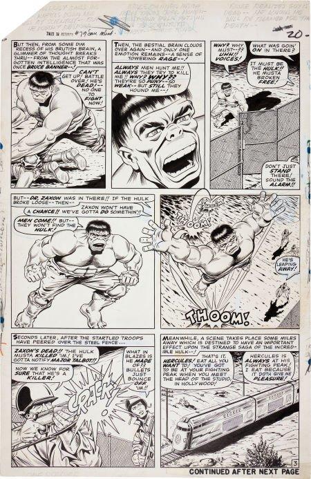 92210: Jack Kirby and Bill Everett Tales to Astonish #7
