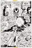 92046: John Buscema and Joe Sinnott Fantastic Four #120