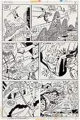 92047: John Buscema and Joe Sinnott Fantastic Four #122