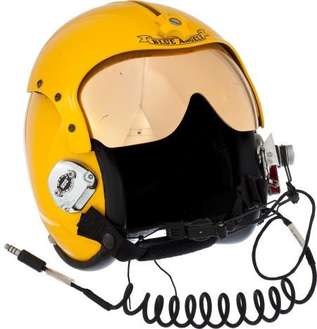 40002: Blue Angels: APH-6 Style Flight Helmet.