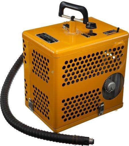 40020: High Altitude Pressure Suit Portable Ventilating