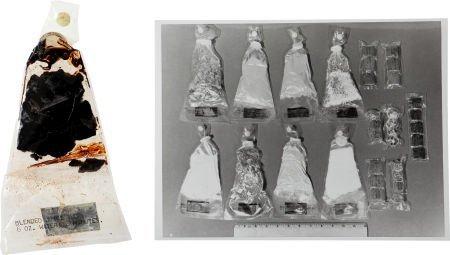 40044: NASA 1963-Era Space Food Pouch.