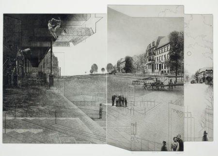 89007: PETER WINSLOW MILTON (American, b. 1930) Passage