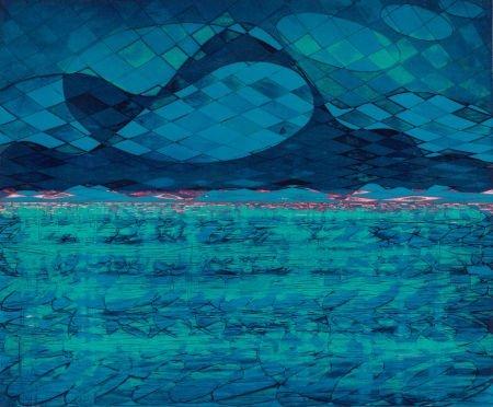 89027: STANLEY WILLIAM HAYTER (British, 1901-1988) Lake