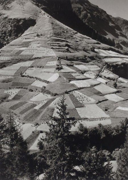 89034: BRASSAÏ (French, 1899-1984) Isere Valley, French