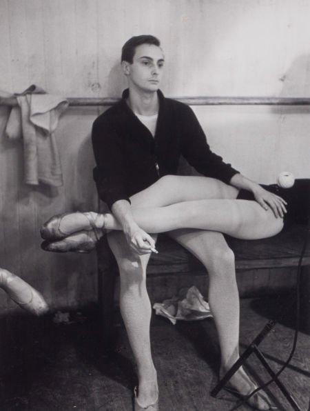 89035: BRASSAÏ (French, 1899-1984) Studio de Danse, 195