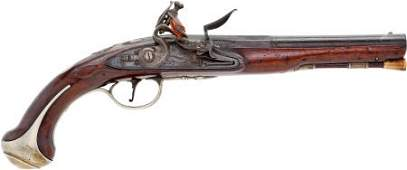 52294: Private Purchase British Flintlock Officer's Hol