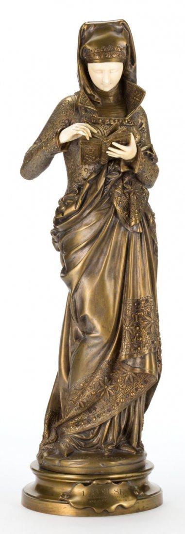 66045: AN ALBERT-ERNEST CARRIER-BELLEUSE (FRENCH, 1824-