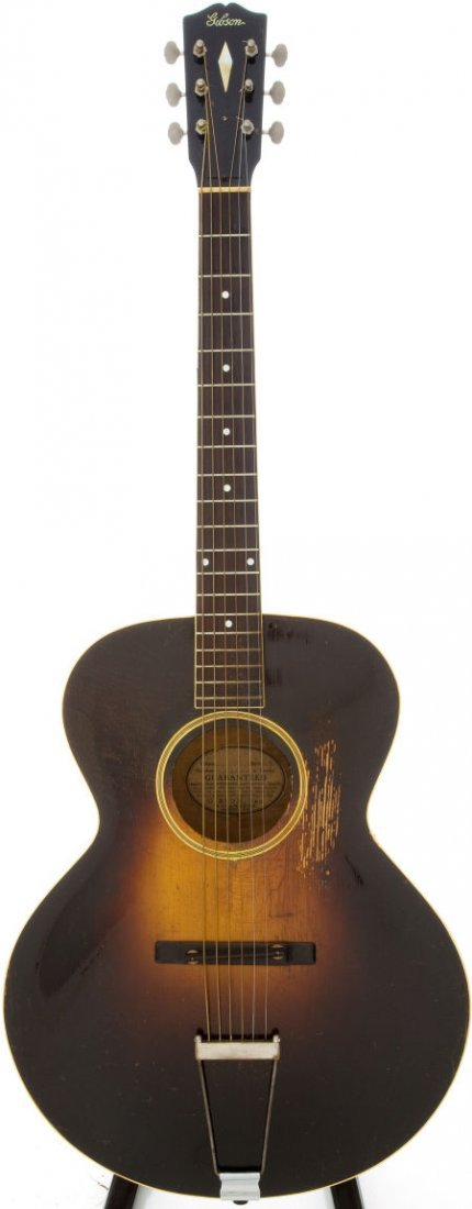 54002: 1933 Gibson L-4 Archtop Acoustic Guitar, Serial