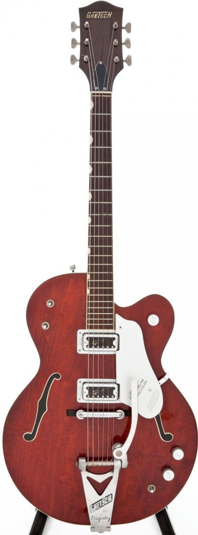 54143: 1964 Gretsch Chet Atkins Tennessean Walnut Semi-
