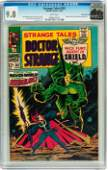 91276 Strange Tales 162 Rocky Mountain pedigree Marv