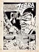 92199: Joe Kubert Green Hornet Comics #20 Complete 7-Pa