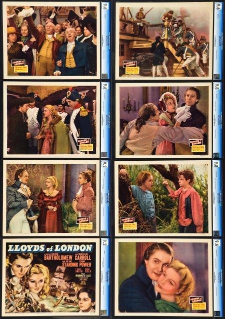 83006: Lloyds of London (20th Century Fox, 1936). CGC G