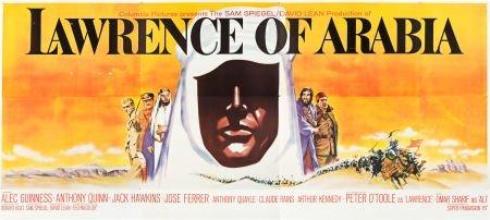 83012: Lawrence of Arabia (Columbia, 1962). Roadshow 24